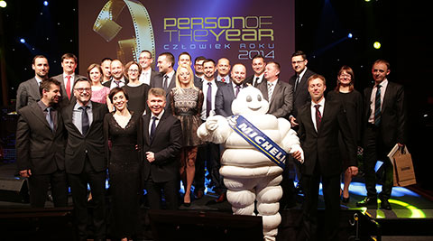 Michelin | Internal prizes awarding gala | 300 participants