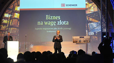 DB Schenker | Business partners presentation | 120 participants